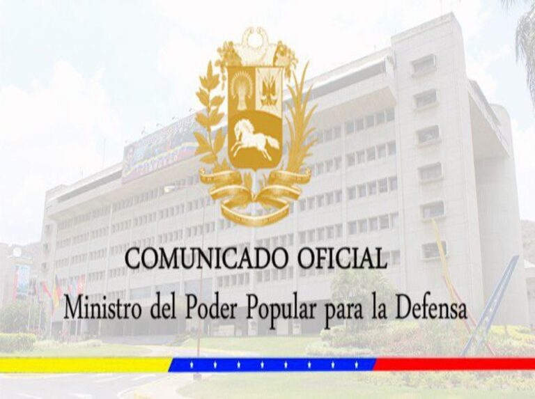 FANB no cederá ni un milímetro ante las pretensiones de Colombia