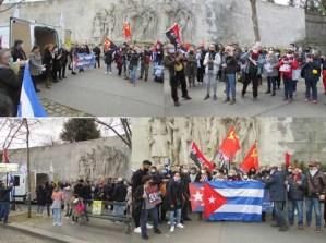 Caravana internacional contra el bloqueo a Cuba superó expectativas