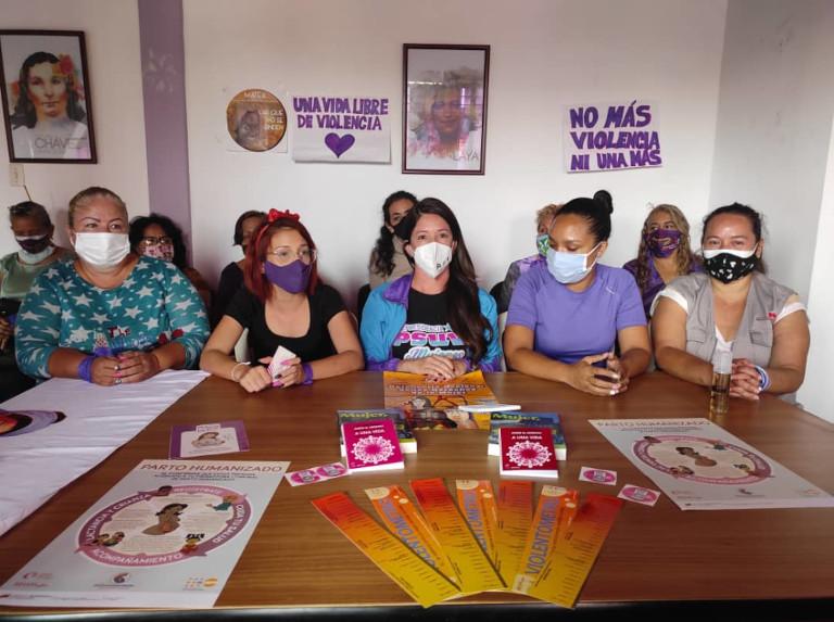 Yurbi García: Queremos una vida libre de violencia de género