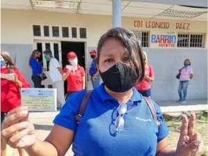 Inicia inmunización para docentes apureños