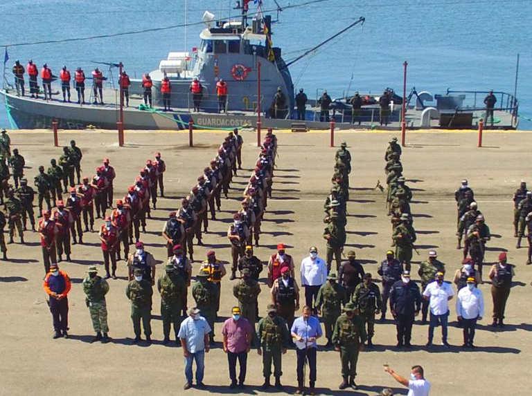 """Activan operación militar """"Escudo Bolivariano 2021"""" en el Zulia"""