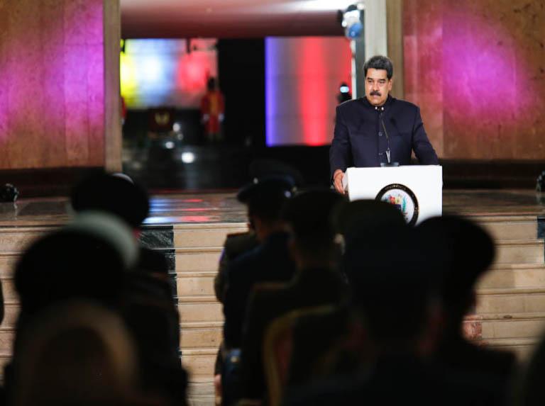 Maduro: Juan Germán Roscio es nuestro ideólogo republicano