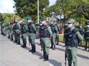 2.400 security officials deployed in Monagas
