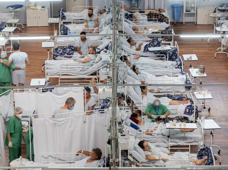 OPS: crisis en Brasil afecta a toda la región