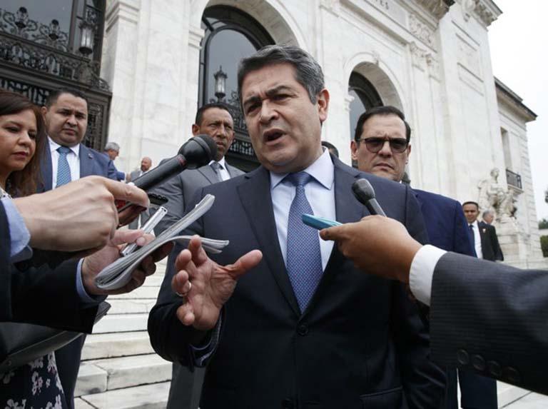 Narco testifica en NY que pagó soborno al presidente de Honduras