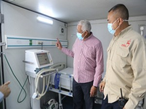 Gobernador de Bolívar: municipios del sur están estabilizados