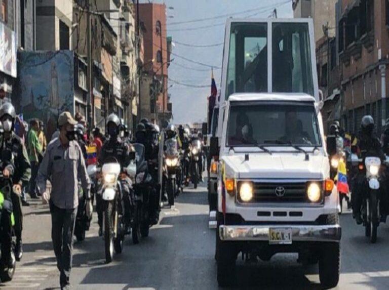 Feligreses reafirman devoción al Nazareno ante pandemia (+Fotos)