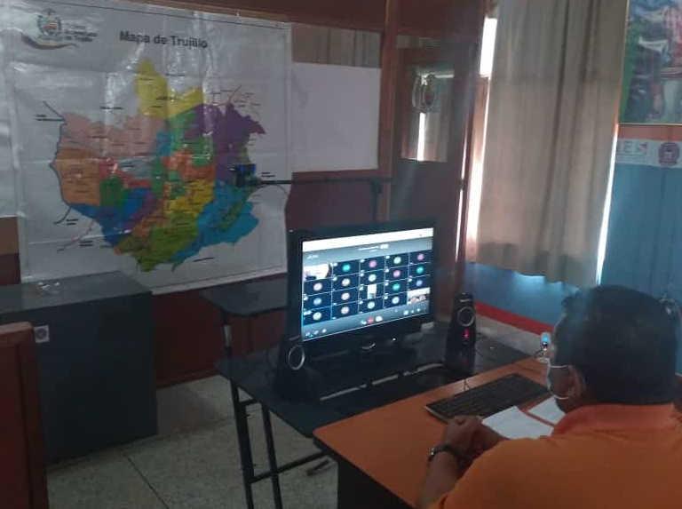 Realizan con éxito ejercicio Caribe Wave 2021 en Trujillo y Anzoátegui