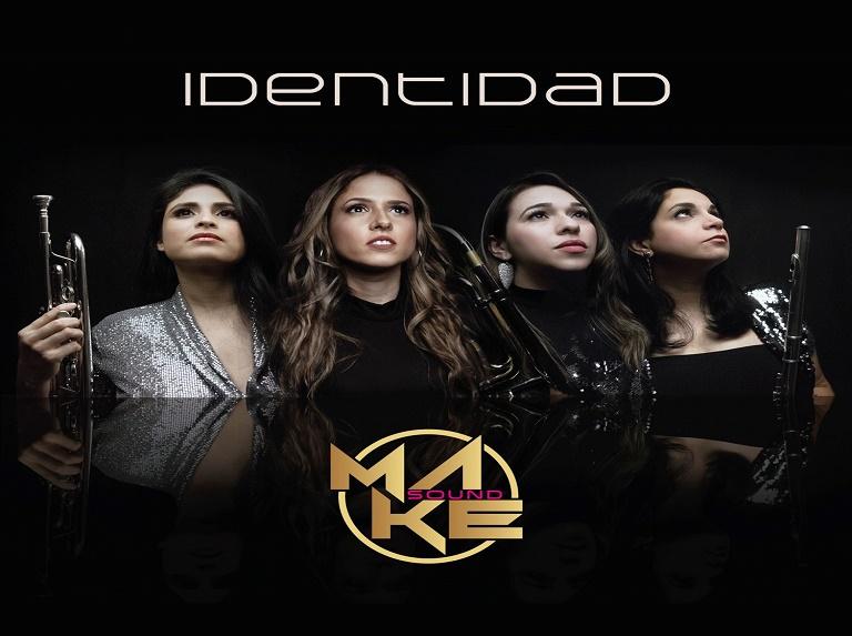 """El cuarteto Make Sound brilla con su disco """"Identidad"""""""