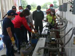Cojedes receives new PDVSA Gas Mobile Plant