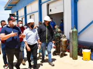 They estimate to increase fish production at the Araya Plant