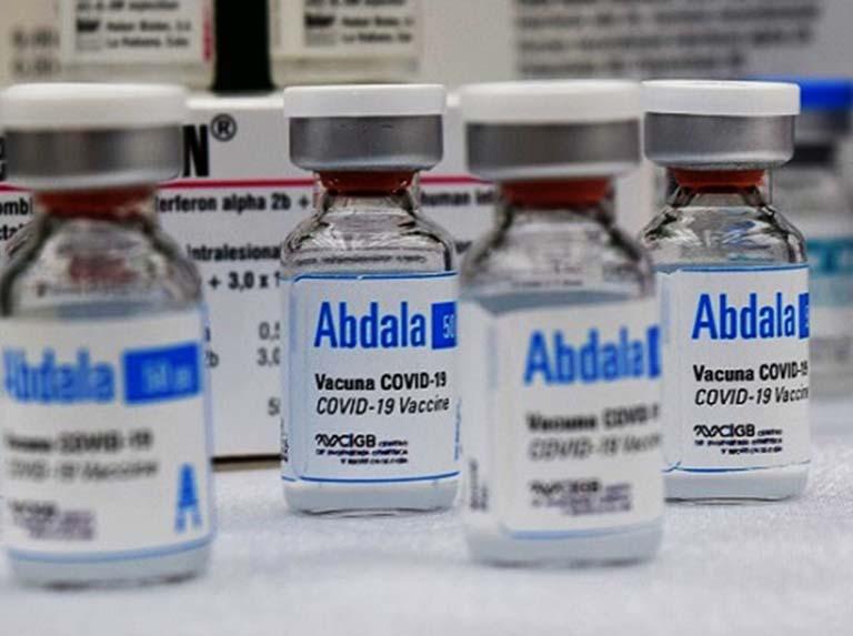 La vacuna Abdala será producida en Venezuela (+Video)