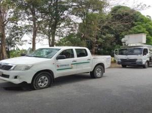 Atacan con explosivos a vehículo de Corpoelec en Apure