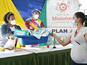 Plan de Atención a la Víctima desplegado en comunidades Guáriqueñas