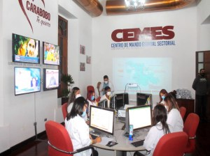Monitoring Center for covid-19 patients inaugurated in Carabobo