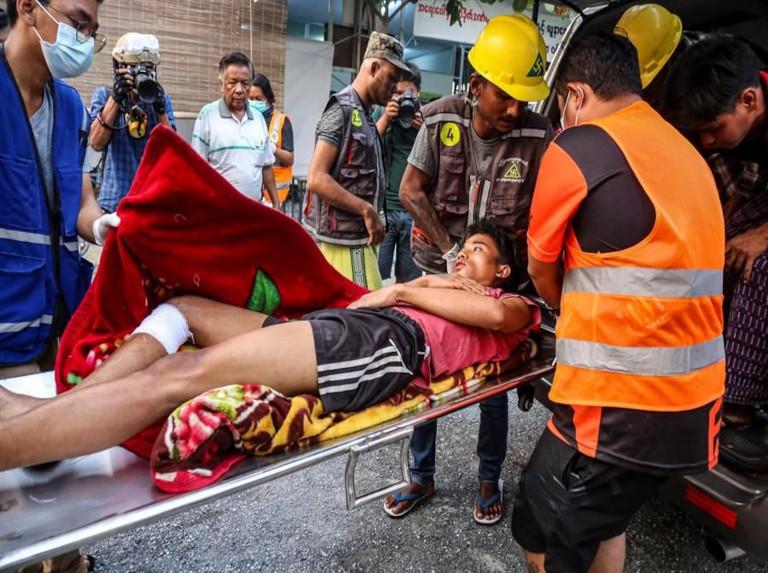 Horror en Birmania: suma 138 muertes desde el golpe de Estado