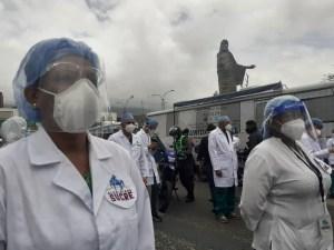 En Petare médicos visitarán pacientes en sus casas