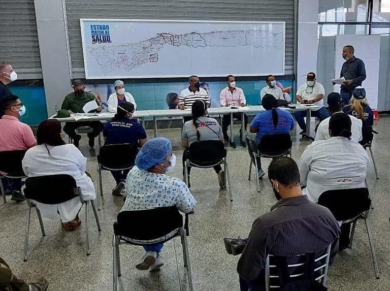 Aprietan restricciones en La Guaira ante incremento de casos covid-19