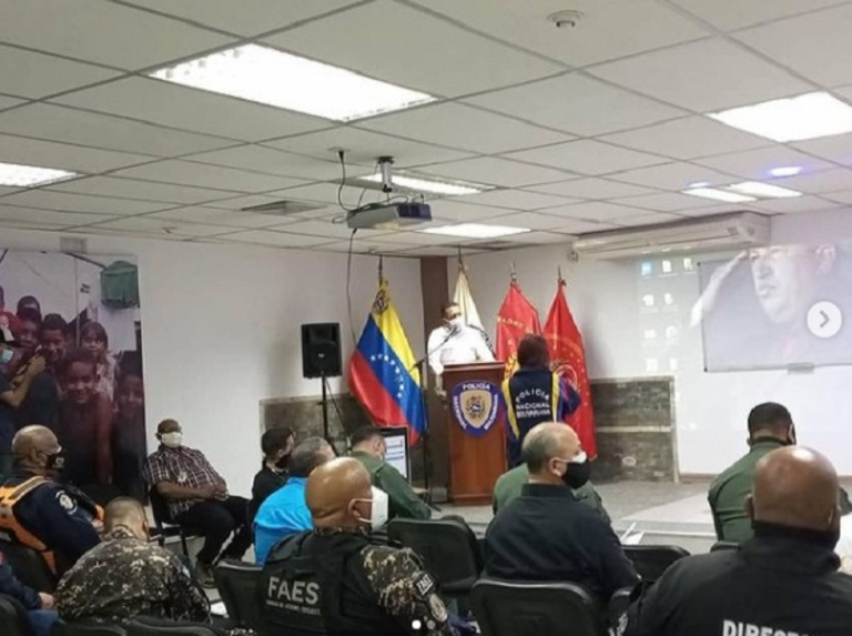 En 20% bajó índice de criminalidad en Venezuela