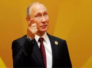 """""""El que lo dice lo es"""": Putin se burla de Biden por llamarlo asesino"""