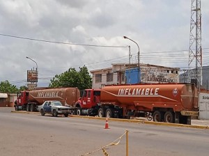 Stabilized the distribution of diesel from the Paraguaná Peninsula