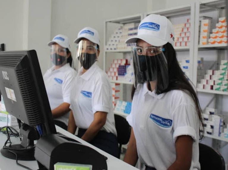 Instalan 17 farmacias y despliegan 6 unidades móviles en Caracas Caribe