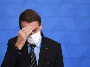 """Supremo admitió investigación de """"omisiones"""" por covid de Bolsonaro"""