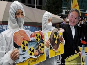 Japón arrojará toneladas de agua radiactiva al Océano Pacífico