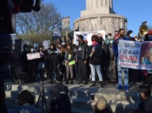 Crecen protestas en EEUU contra casos de violencia policial