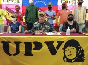 Dirección Nacional de UPV crea cuadrantes sociales para la paz