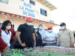 Guariqueños have the new La Mano de Dios Mission Base