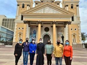 Visita a los 7 templos se celebra de manera virtual en el Zulia