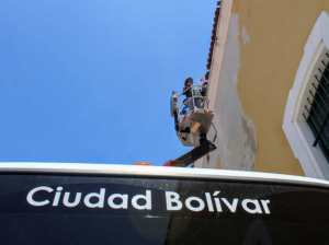 Venezuela Bella Mission and the local government transform Ciudad Bolívar
