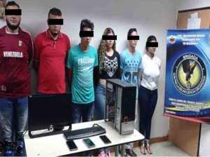 En Mérida arrestan a 6 personas por hacer pornografía en sitios públicos