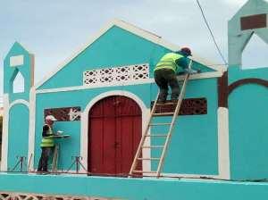 Avanzan trabajos de Misión Venezuela Bella en la isla de Coche