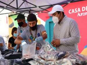 Soberano Field Fair favored 3.500 people in Las Tejerías