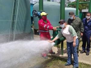 Gobierno nacional rehabilita planta potabilizadora en Tucupita