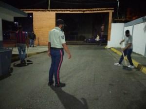 En Guatire retuvieron a más de 400 personas por violar la bioseguridad