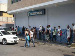 Prohibidas las ventas de comida rápida en Guarenas