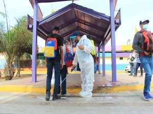 Reactivan rutas de transporte en el Terminal de Maracaibo
