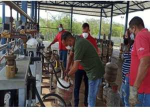 Repartieron 4 mil cilindros de gas doméstico en Yare