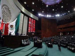 Congreso mexicano aprobó ampliación de dos años a presidencia de Corte Suprema