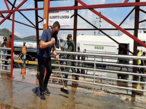 Anticovid disinfection intensifies in Anzoátegui state