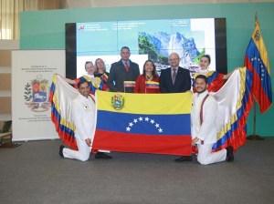 Venezuela participa en Feria Internacional de Turismo en Belarús