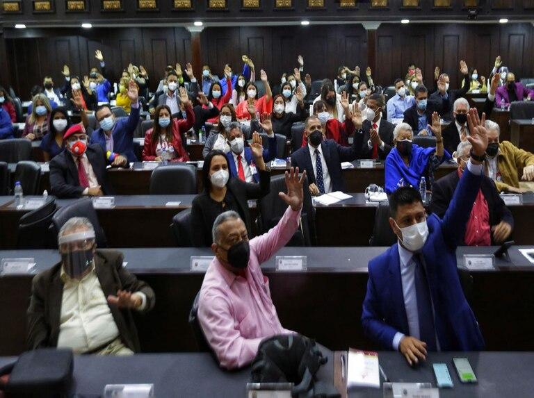 Crean comisión mixta parlamentaria para visitar estados fronterizos