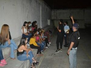 Refuerzan operativos nocturnos anticovid en San Felipe