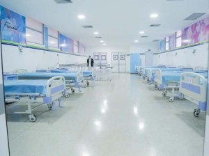 Coro University Hospital launches modern operating rooms