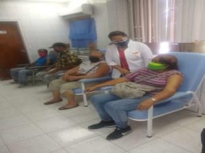 Comenzó la vacunación de los adultos mayores en Anzoátegui