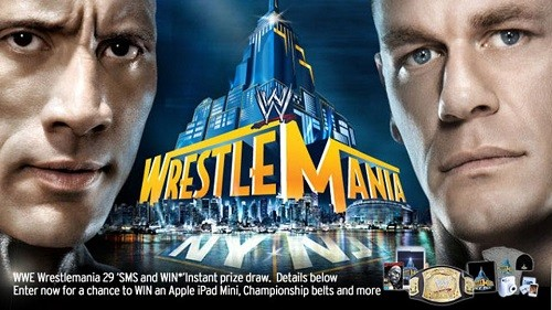 WWE Wrestlemania 29 en VF