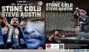 WWE The Legacy Of Stone Cold Steve Austin coffret 3 DVD en VF